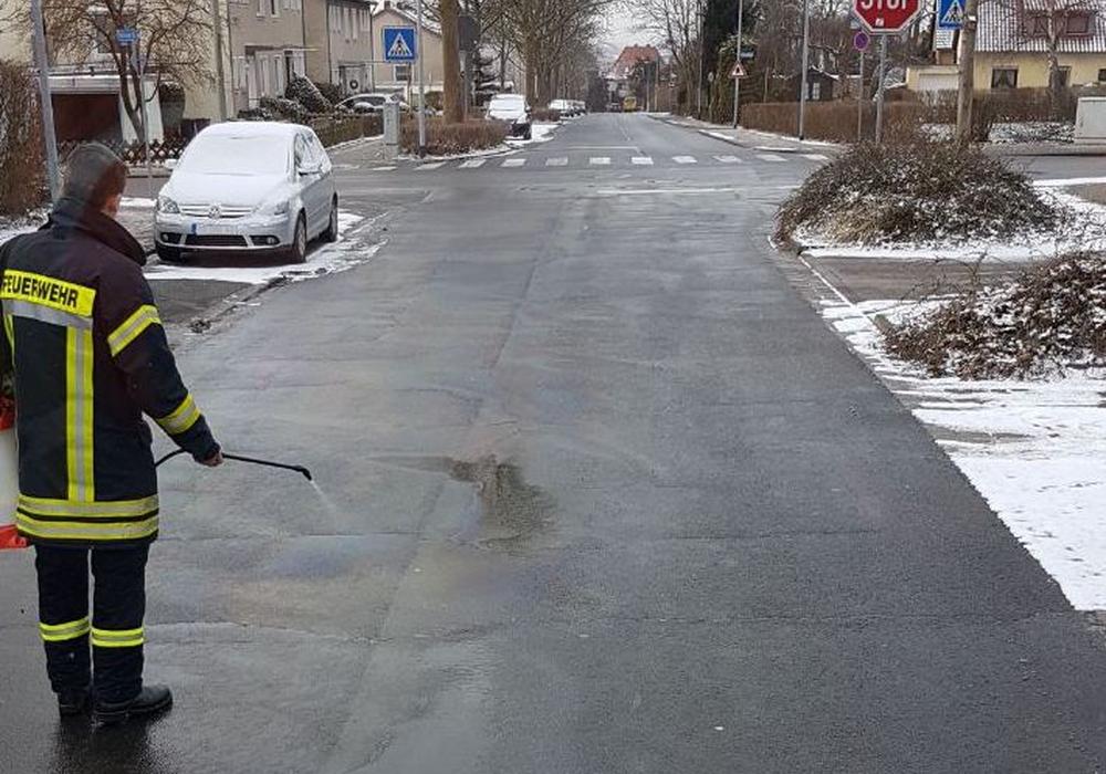 Beim heutigen Einsatz kam es für die Feuerwehr Wolfenbüttel zu unschönen Szenen. Fotos: Feuerwehr Wolfenbüttel