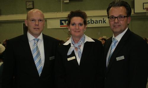 Volksbank Börßum-Hornburg ehrte treue Mitglieder ...