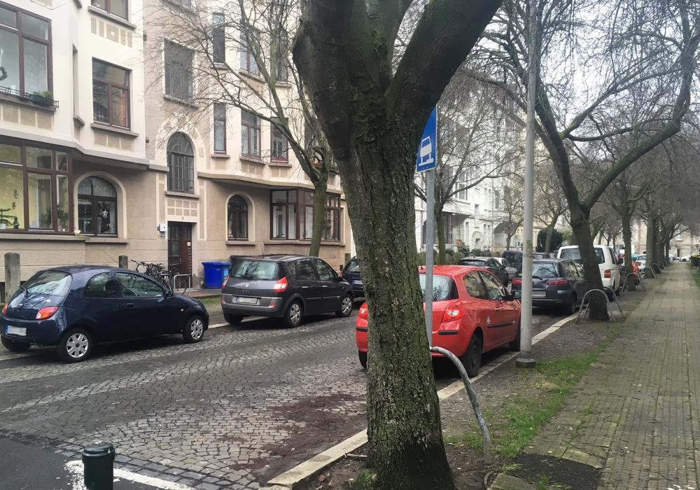 Vorerst gibt es keine Sanierung der Zeppelinstraße. Foto: Alexander Dontscheff/Archiv