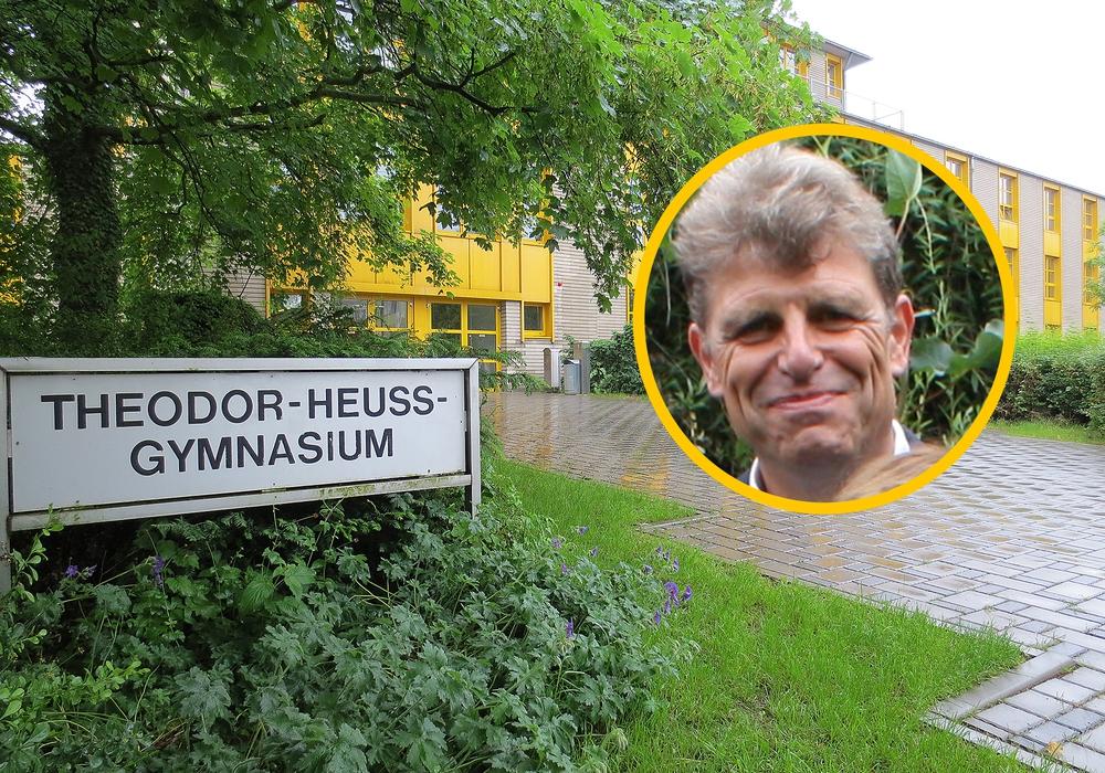 Das Theodor-Heuss-Gymnasium ist derzeit ohne Schulleiter. Foto: Thorsten Raedlein/Archiv