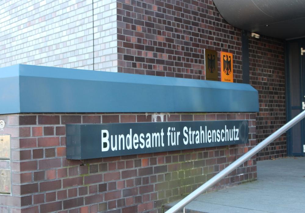 Das Bundesamt für Strahlenschutz in Salzgitter.