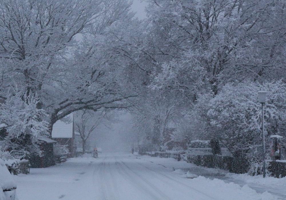 Der Winter ist da. Foto: Robert Braumann