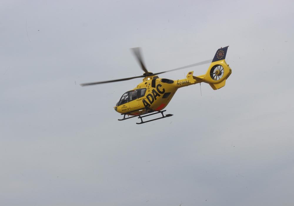 Auf der A395 kam es am Vormittag zu einem schweren Unfall. Symbolfoto: Anke Donner