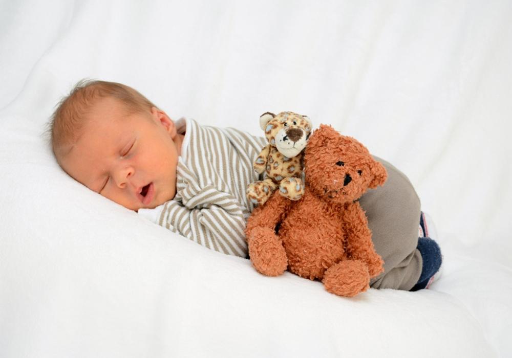 Willkommen, Konstantin Germer. Foto: babysmile24.de