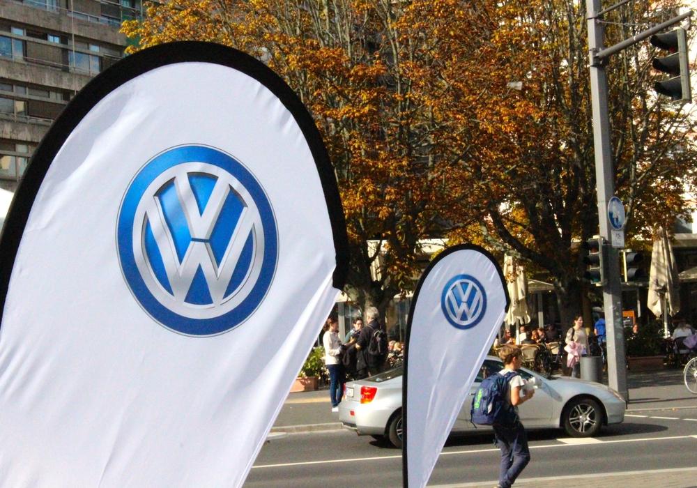 Die Mitarbeiter bei VW gehen in Kurzarbeit, Symbolfoto: Archiv