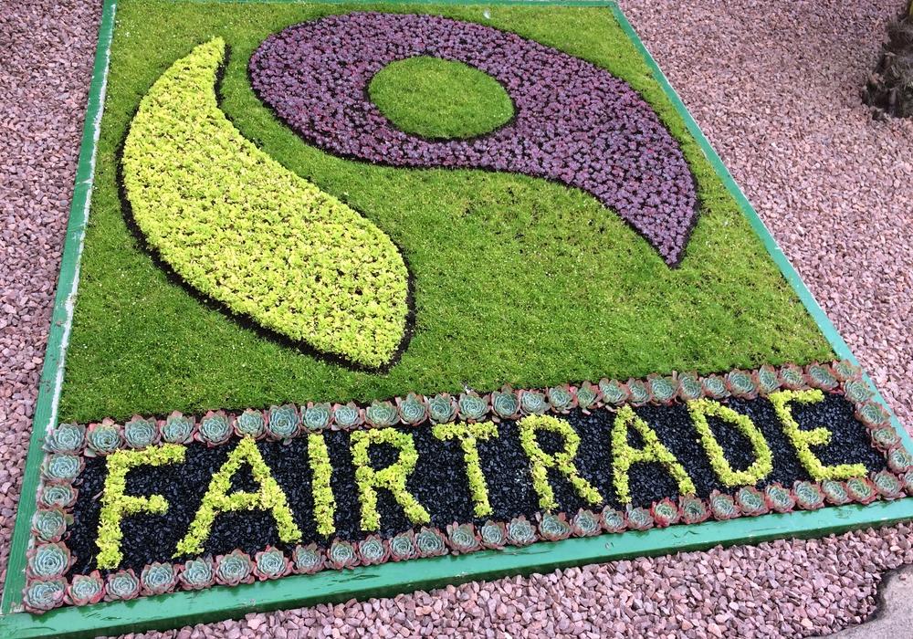 """Sofern der noch folgende Finanz- sowie der Verwaltungsausschuss ebenfalls dafür stimmen, sollte dem """"Fairtrade-Town""""-Siegel nichts mehr im Wege stehen. Symbolfoto: Werner Heise"""