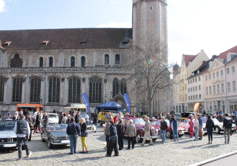 Am 1. und 2. April findet in der Braunschweiger Innenstadt der modeautofrühling statt. Foto: Anke Donner