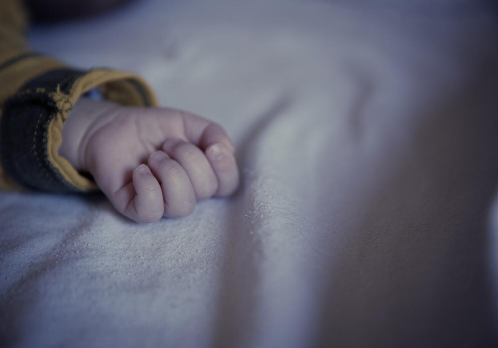 Die Feuerwehr konnte das Baby retten. Symbolfoto: pixabay