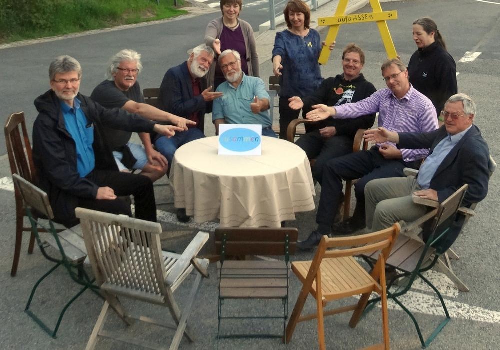 Der Asse II - Koordinationskreis laedt zur Diskussion. Foto: Riekeberg