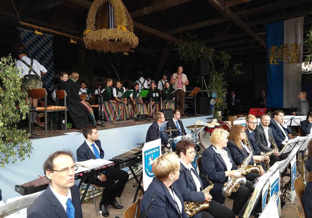 Das Hoffest des CDU Kreisverbandes in Werlaburgdorf vergangenen September. Symbolfoto: Werner Heise