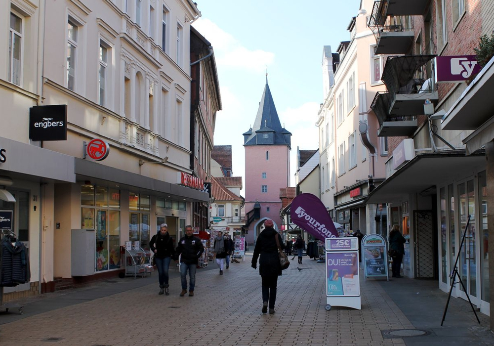 Mit der Attraktivität der Innenstadt und dem Einkaufen in Helmstedt beschäftigen sich zwei Workshops zur Stadtentwicklung Foto: Stadt Helmstedt.