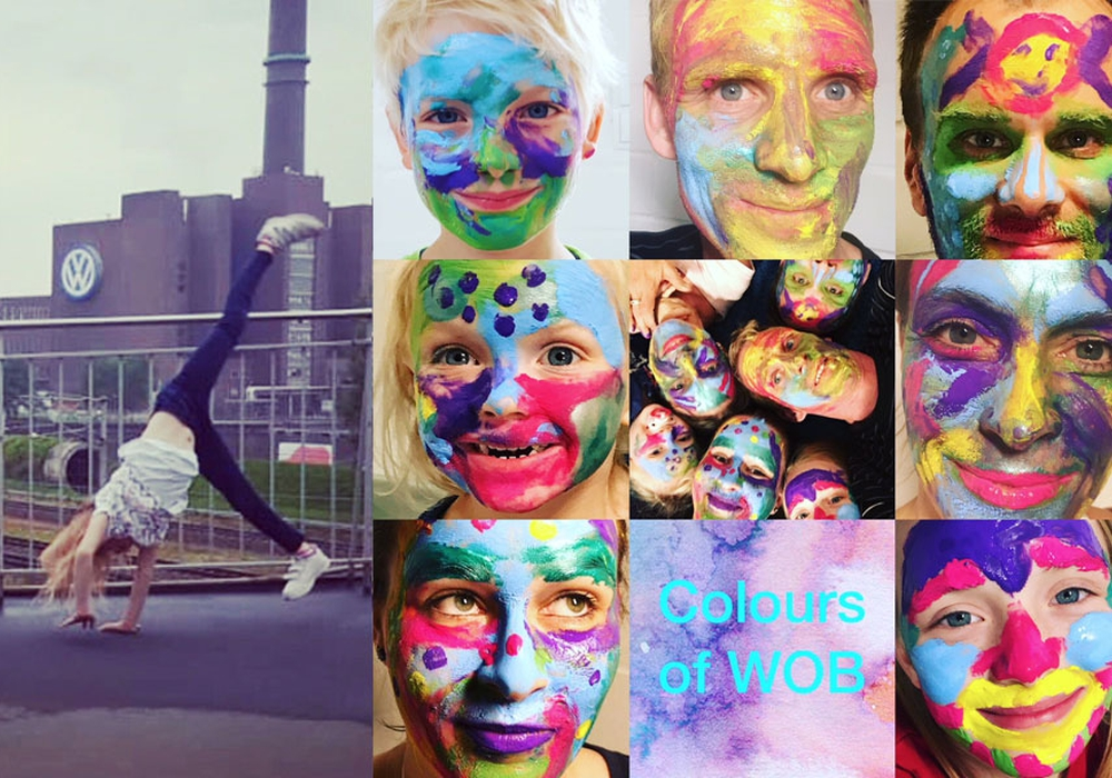 "Fotos: Team ""Colours of WOB"""