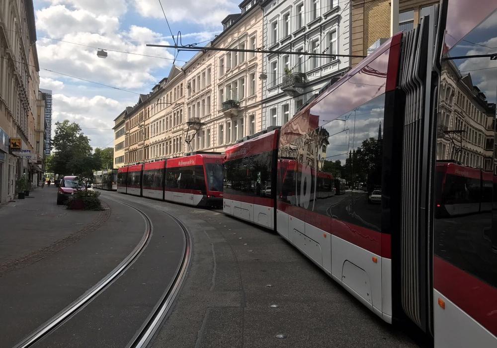 Die  Braunschweiger Verkehrs-GmbH macht darauf aufmerksam, dass es aufgrund der Cycle-Tour zu Umleitungen und Einstellungen der  Bus- und Straßenbahnlinien kommt. Symbolfoto: Nick Wenkel