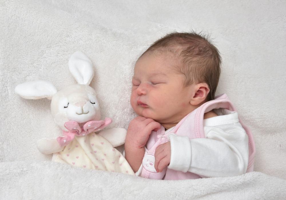 Willkommen, Amelie Budick. Foto: babysmile24.de