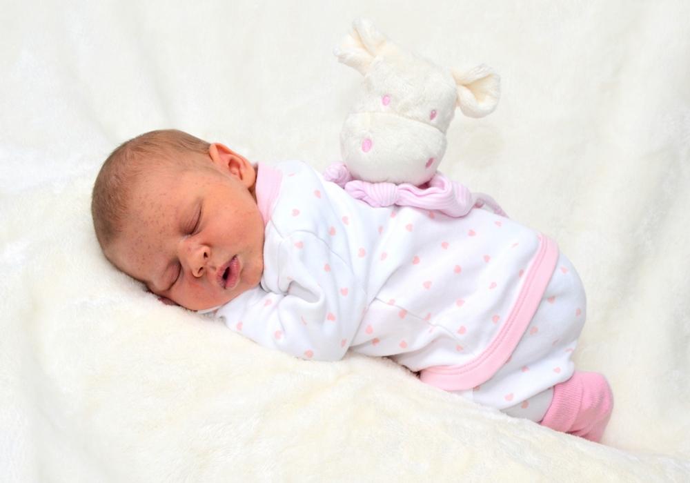Willkommen: Leni Jaster Foto: Babysmile24