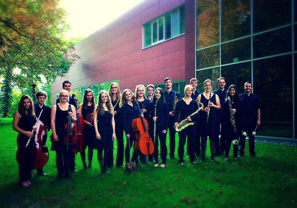 """Die jungen Musiker des """"Landesmusikensembles Neue Musik"""" präsentieren internationale und auch niedersächsische Kompositionen. Foto: Privat"""