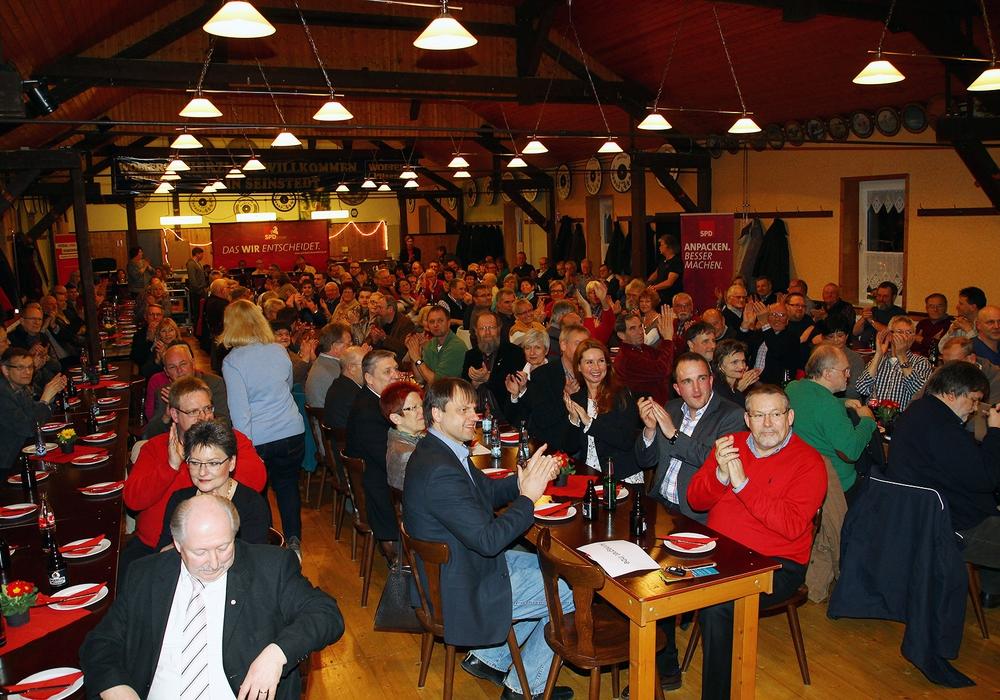 Der Aschermittwoch der SPD lockt jährlich viele Gäste an. Foto: Archiv