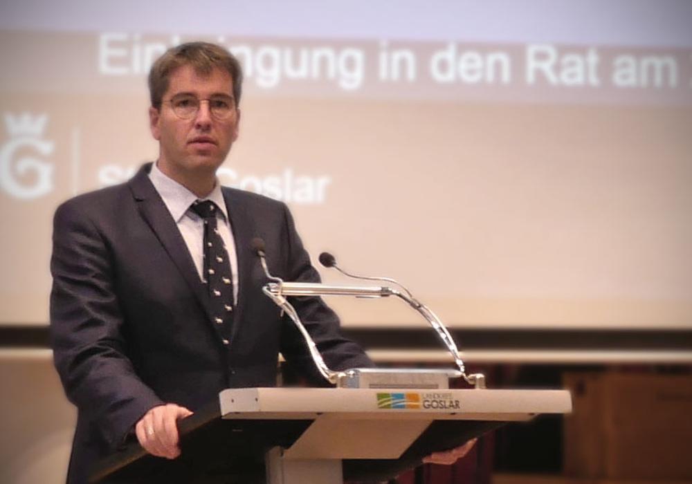 Dr. Oliver Junk darf nun wohl endgültig nicht Mitglied des Kreistags werden. Archivfoto: regionalHeute.de
