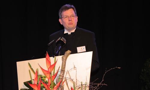 Landesbischof Christoph Meyns. (Archivbild)