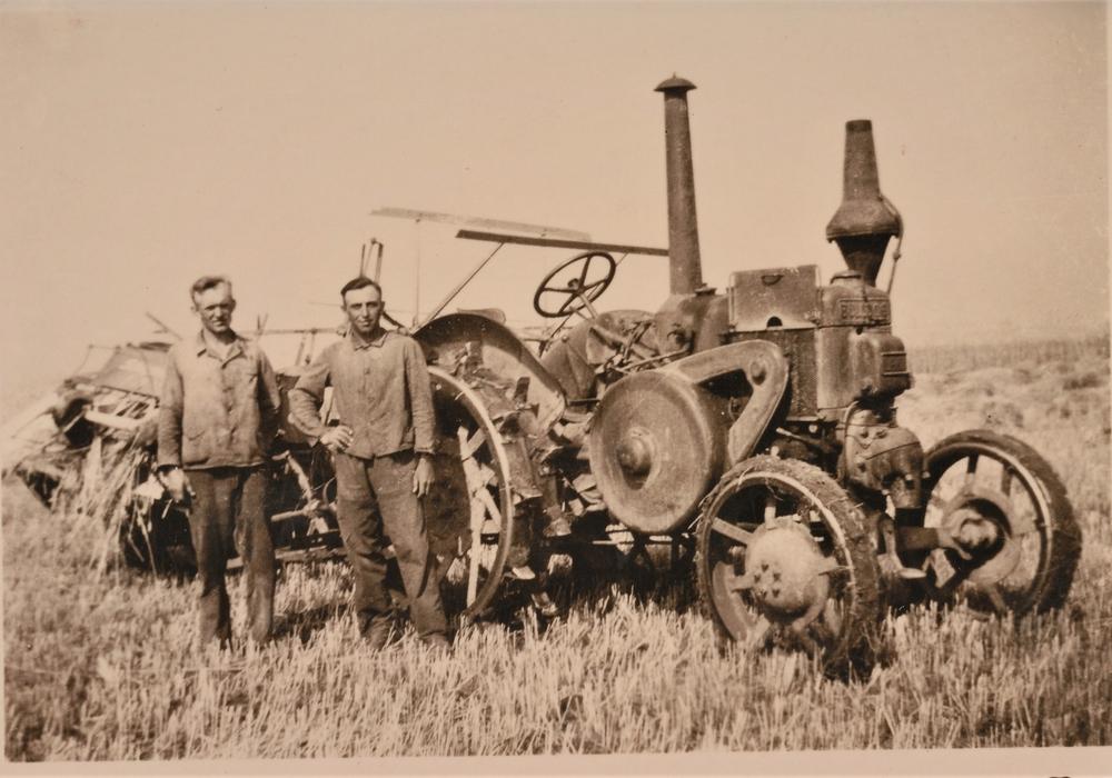Landarbeiter in Salzdahlum