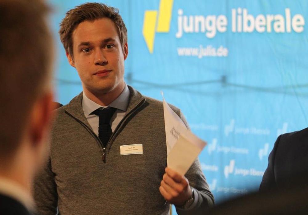 Lars Alt, Vorsitzender der DP/UWG/ZIEL-Gruppe im Helmstedter Kreistag. Foto: FDP