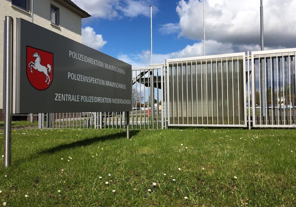 Polizeidirektion Braunschweig, Zentrale Direktion Niedersachsen, Friedrich-Voigtländer-Straße. Foto: Aktuell24(BM)