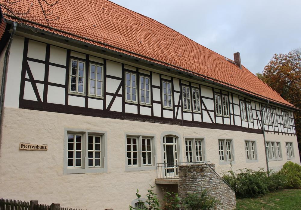 Das Herrenhaus in Gebhardshagen. Archivfoto.