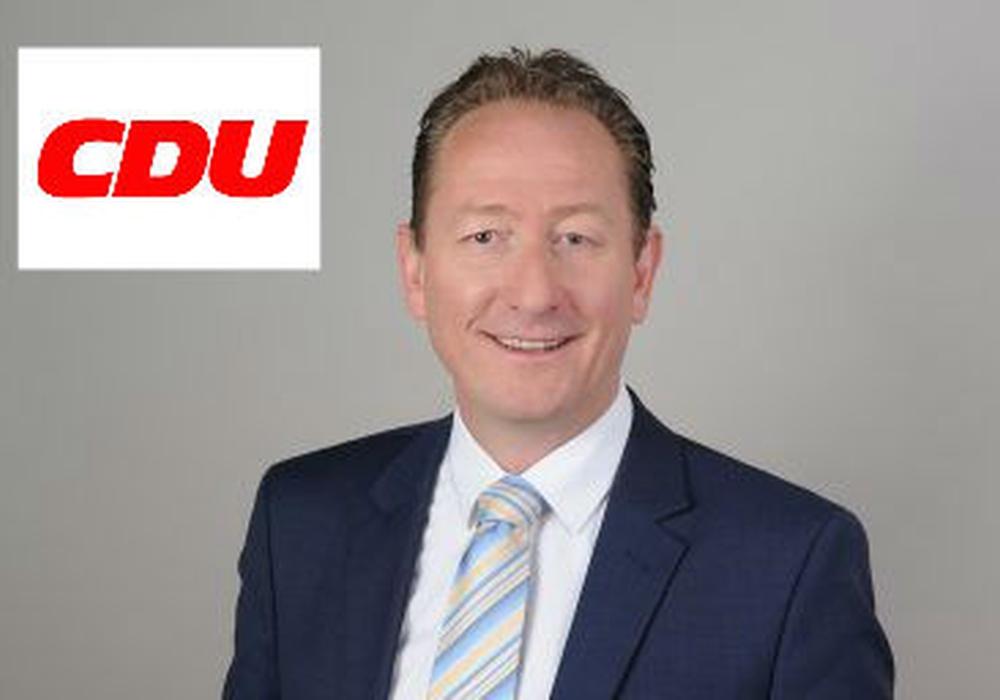 Ralph Bogisch will für die CDU in den Landtag einziehen. Foto: Privat