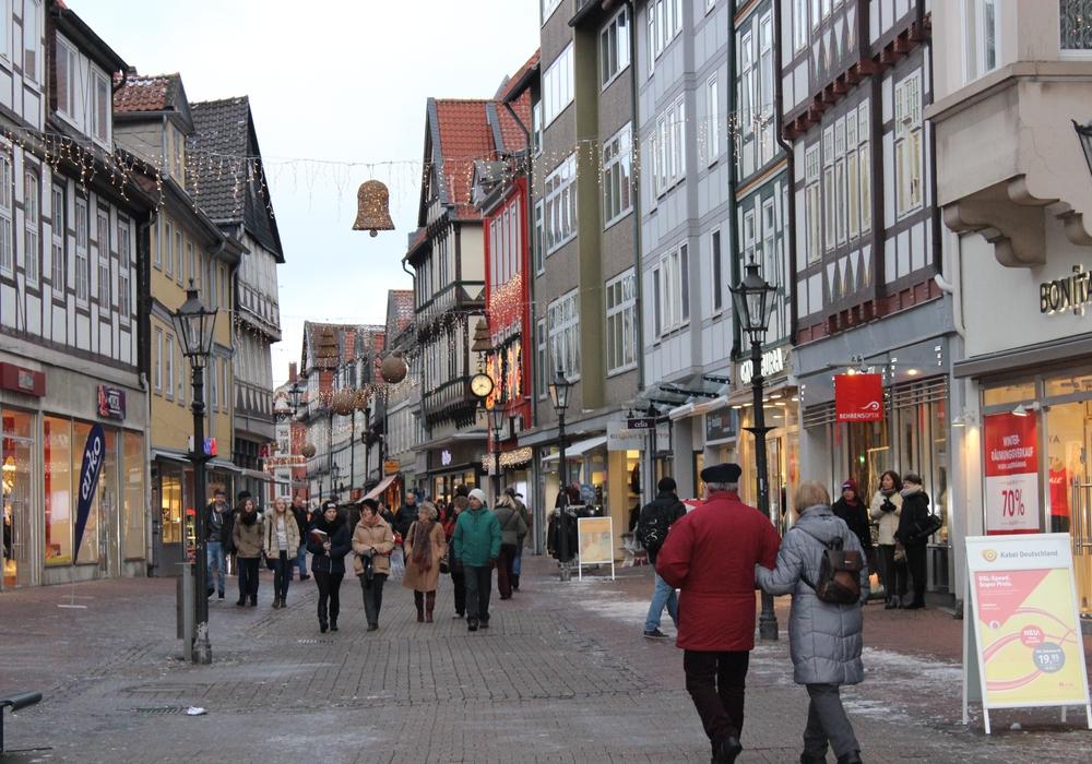 Im Ausschuss für Regionalentwicklung wurden die Ergebnisse der Vollerhebung des Einzelhandelsgutachtens vorgestellt. F Symbolfoto: Anke Donner