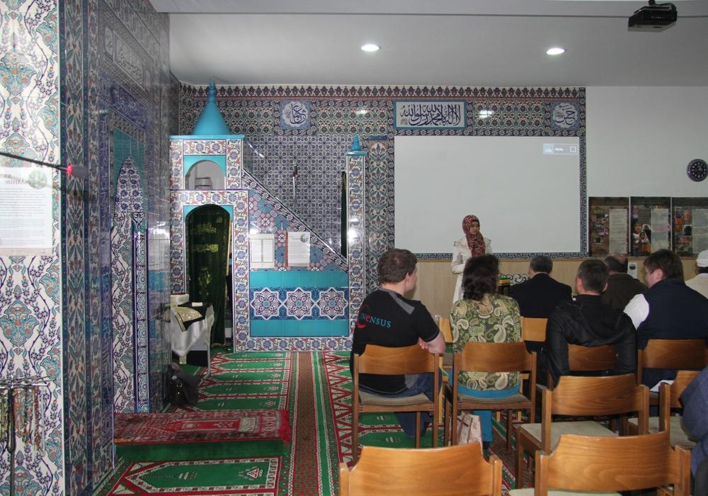 Am 3.Oktober ist der Tag der offenen Moschee in Goslar. Foto: Archiv
