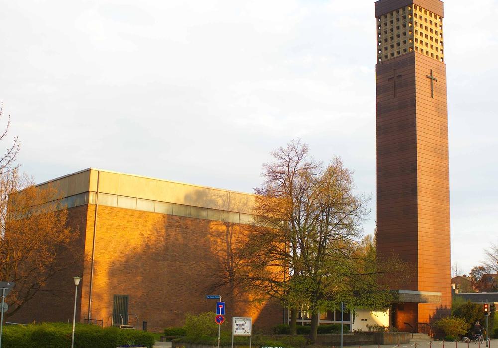 Thomaskirche von Südost. Foto: Heiko Kramer