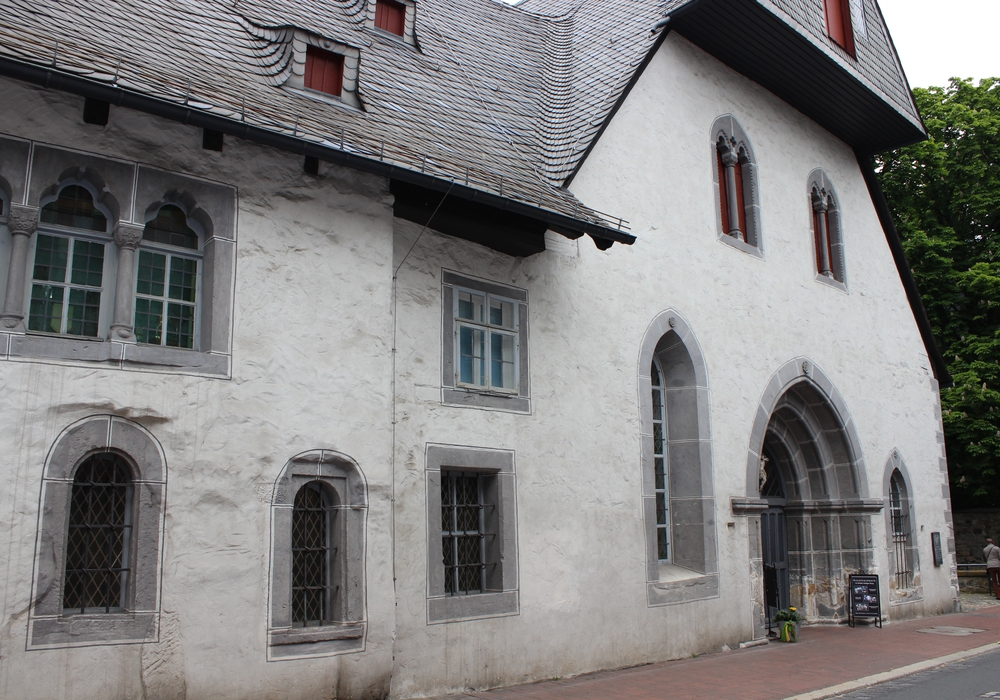 Neue Öffnungszeiten der Kemenaten im Großen Heiligen Kreuz. Foto: Anke Donner
