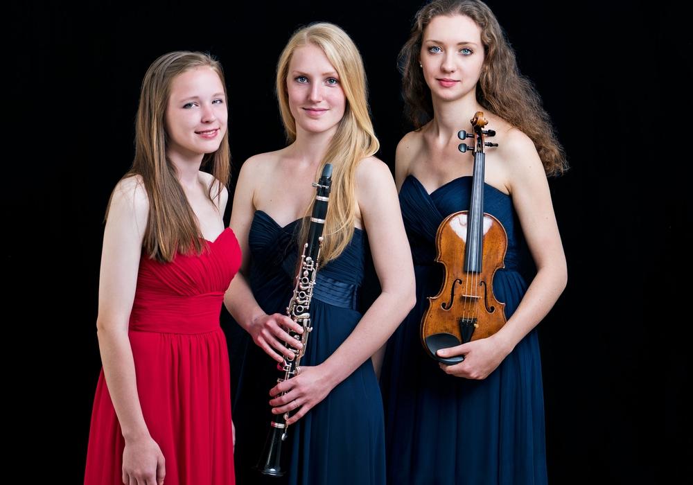 Trio Faust. Foto: Jo Titze