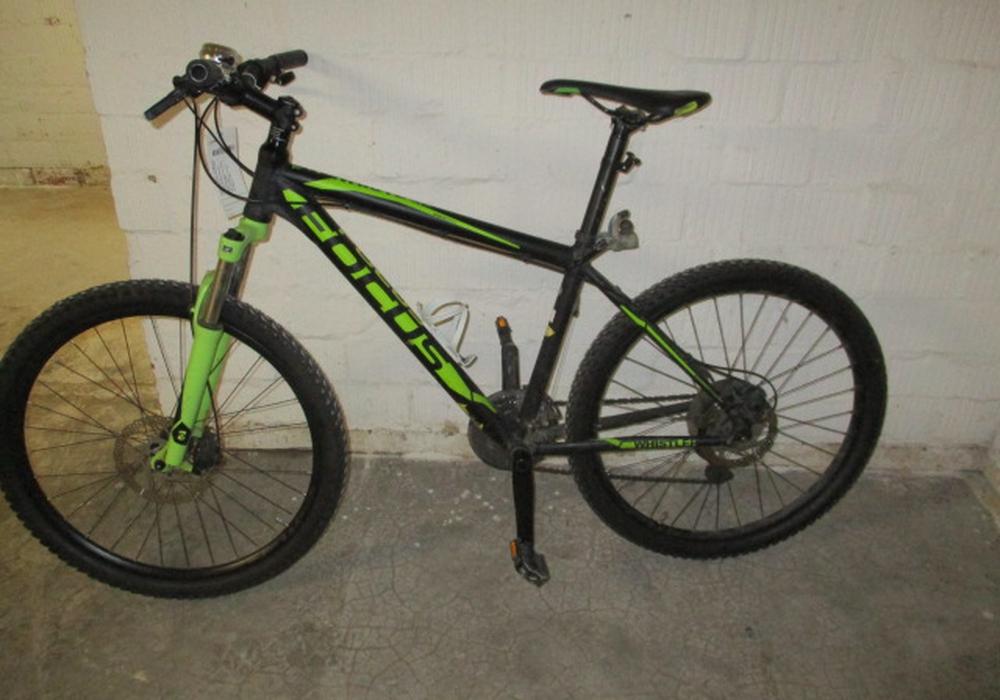 Der Besitzer dieses Fahrrads wird gesucht. Foto: Polizei Braunschweig