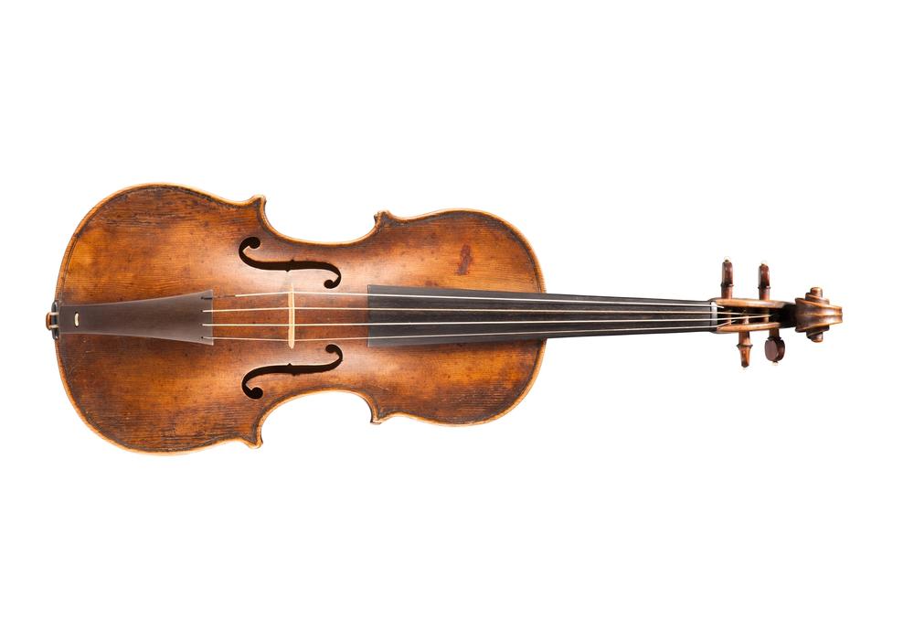 Violine Louis Spohr. Foto Städtisches Museum Braunschweig, Dirk Scherer