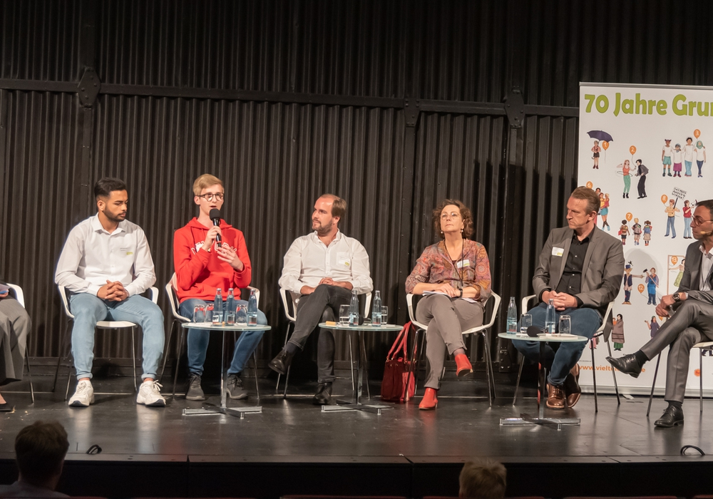 Diskussion im Lessingtheater