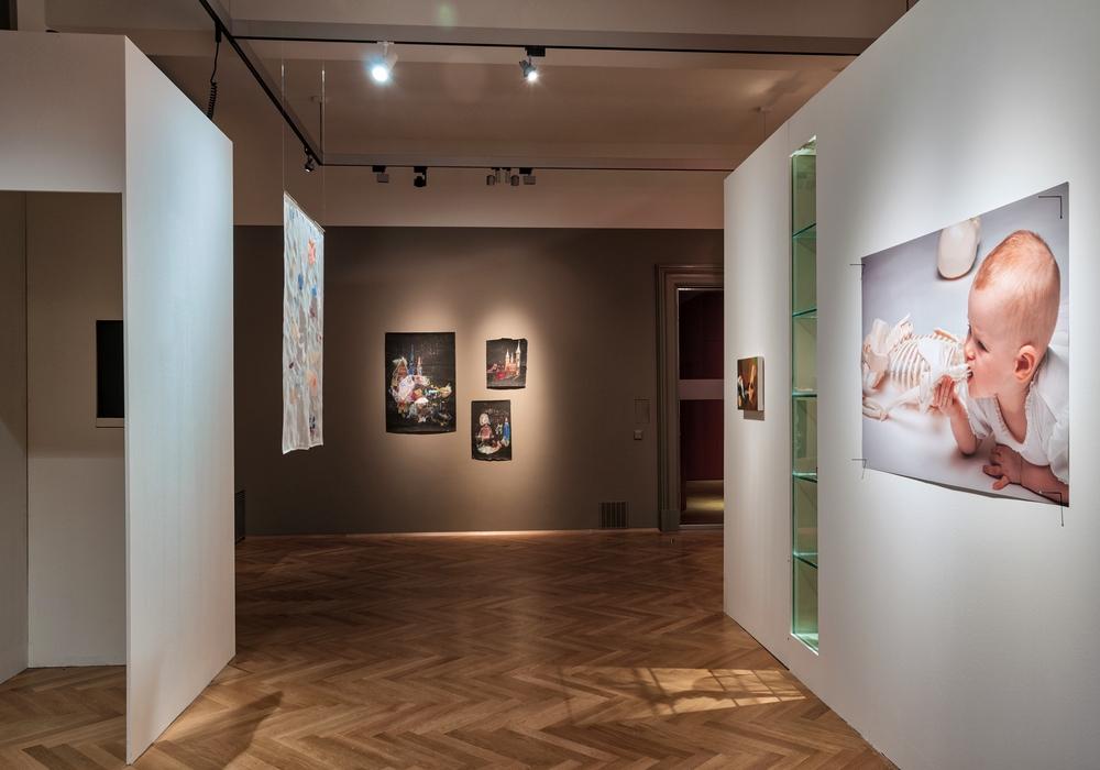 """Blick in die Ausstellung """"Nichts ist, was ewig sei..."""", Foto: C. Cordes, Herzog Anton Ulrich-Museum"""