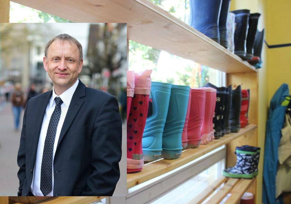 Der Peiner Bürgermeister Klaus Saemann begrüßt das Vorhaben der niedersächsischen SPD, kostenlose Kita-Plätze zu schaffen. Foto: