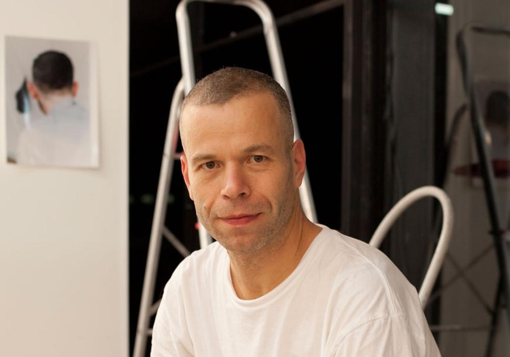 Wolfgang Tillmans. Foto: Karl Kolbitz