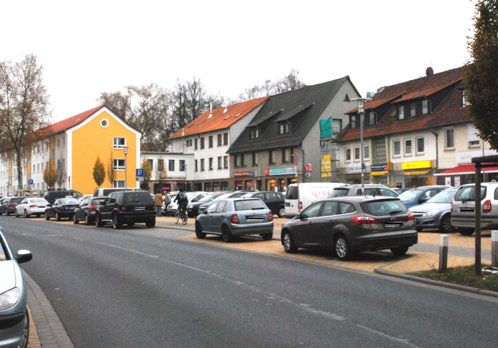 In Zukunft gilt Tempo 30 am Nibelungenplatz, Foto: Robert Braumann