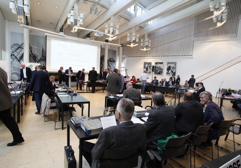 Wolfgang Warnecke, bis gestern SPD-Ratsmitglied, sitzt nun bei den Bürgern für Vienenburg. Foto: Alec Pein