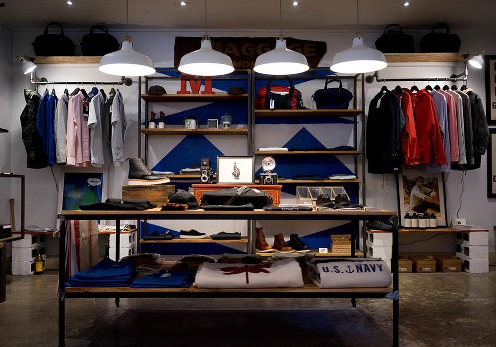 Einzelhandel, Kleidung, Geschäft, Symbolfoto: Pixabay