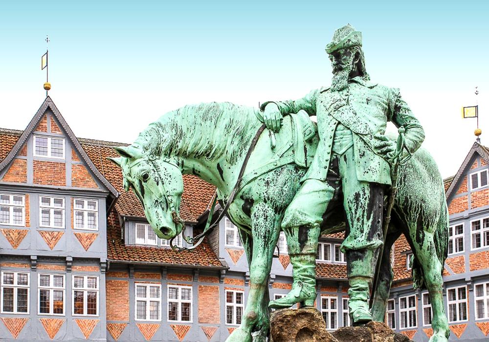Die Rathausgespräche drehen sich in diesem Jahr um die Geschichte Wolfenbüttels. Foto: Archiv