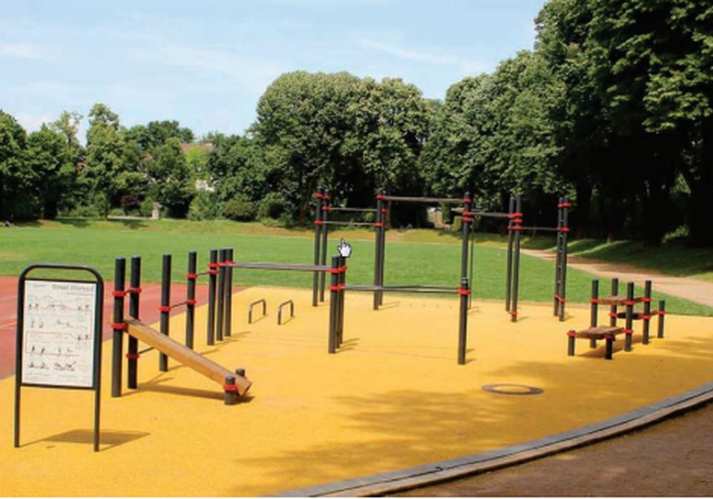 Der Sportausschuss beschäftigt sich mit der Errichtung eines Fitnessplatzes. Foto: Samtgemeinde Isenbüttel