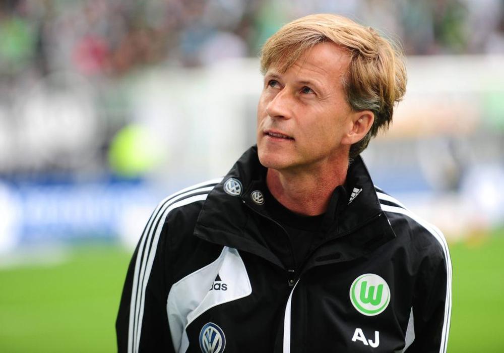 Soll den VfL vor dem Abstieg bewahren: Andries Jonker. Foto: imago/Revierfoto