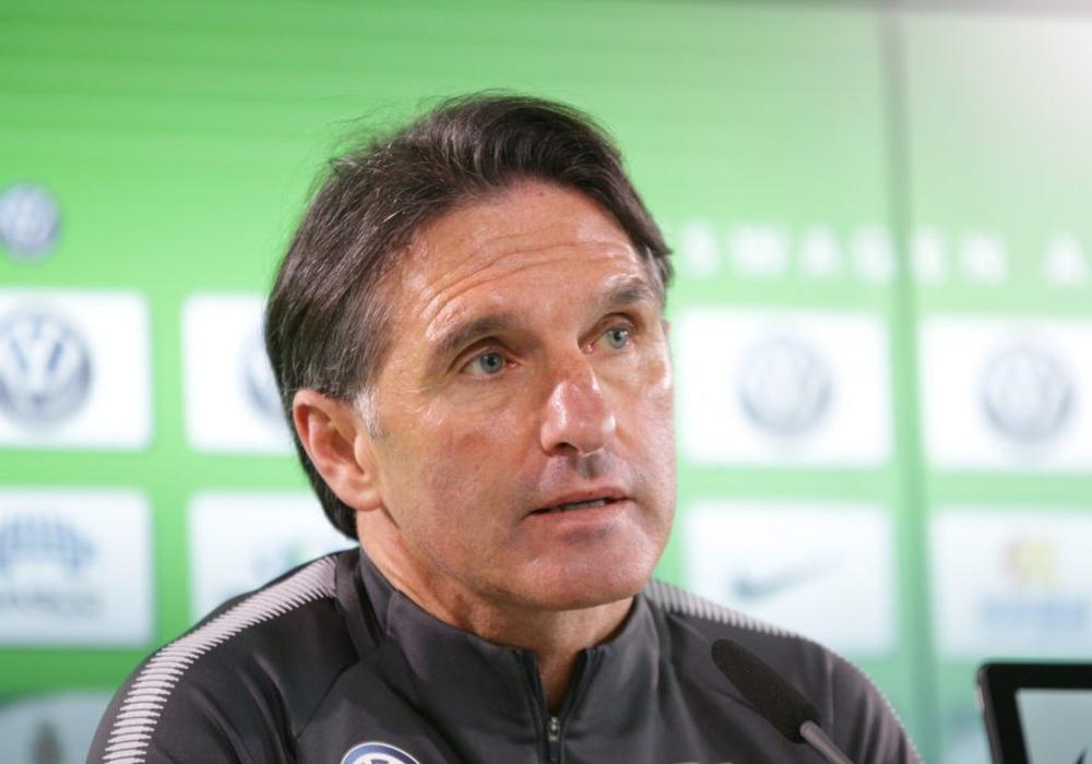 Bruno Labbadia steht vor seinem Debüt als Trainer des VfL Wolfsburg. Foto: Jens Bartels