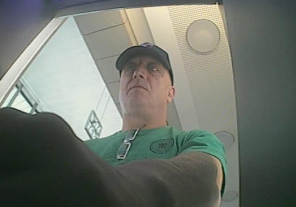 Wer kennt diesen Mann? Quelle: Polizei Wolfsburg