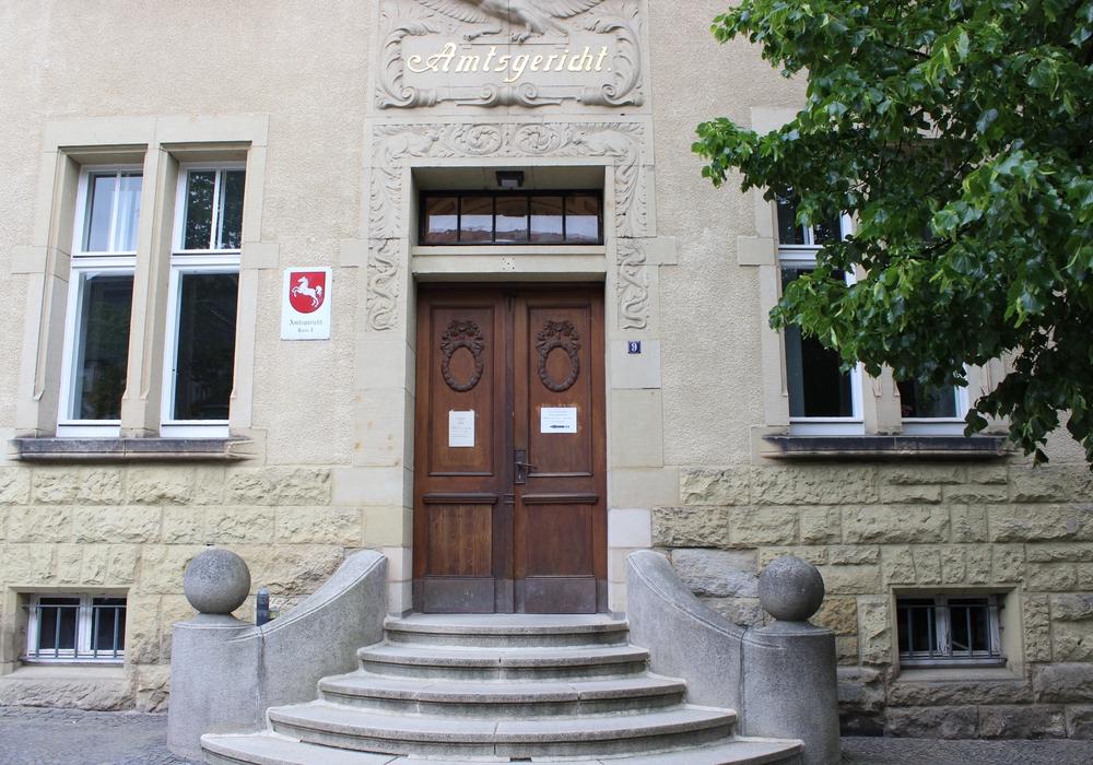 Amtsgericht Goslar. Foto: Anke Donner