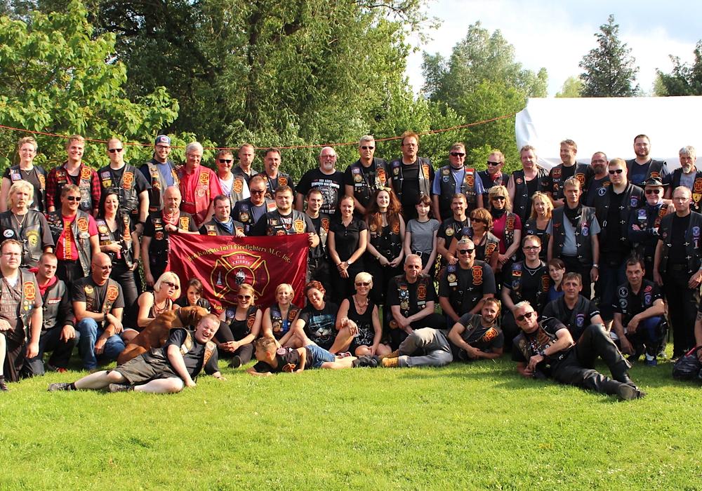 Das Gruppenfoto aus dem letzten Jahr. Foto: Alexander Dontscheff