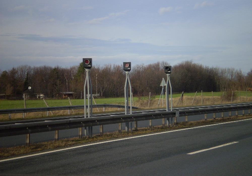 Massive Geschwindigkeitsüberschreitungen beschäftigen die Politik in Salzgitter. Symbolfoto: Landkreis Goslar